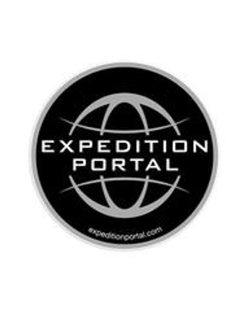 Expedition Portal Circle Decal