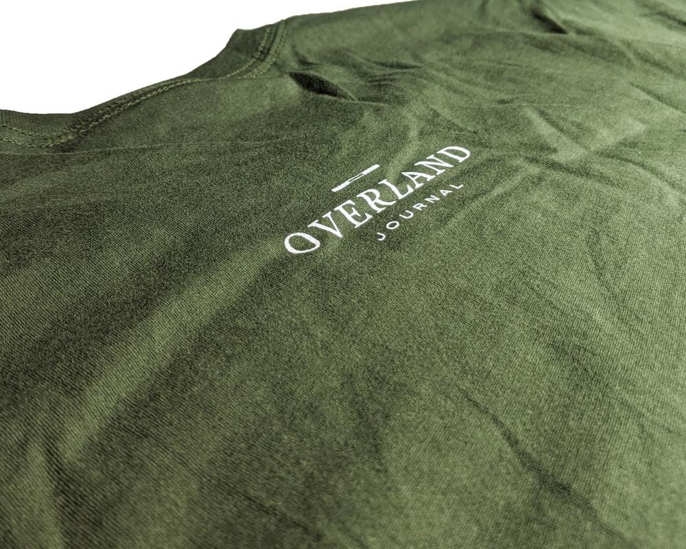 Classic Overlander Series T-Shirt CJ-2A