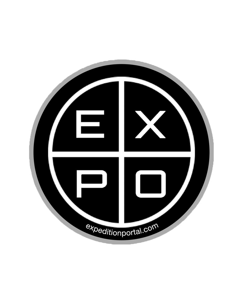 Expedition Portal Circle Decal +