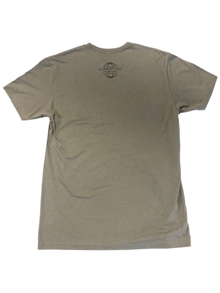 Expedition Portal + T-shirt - Stone Grey
