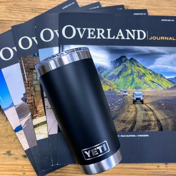 2-Year Subscription + Yeti 20oz Rambler Tumbler (US & CAN)