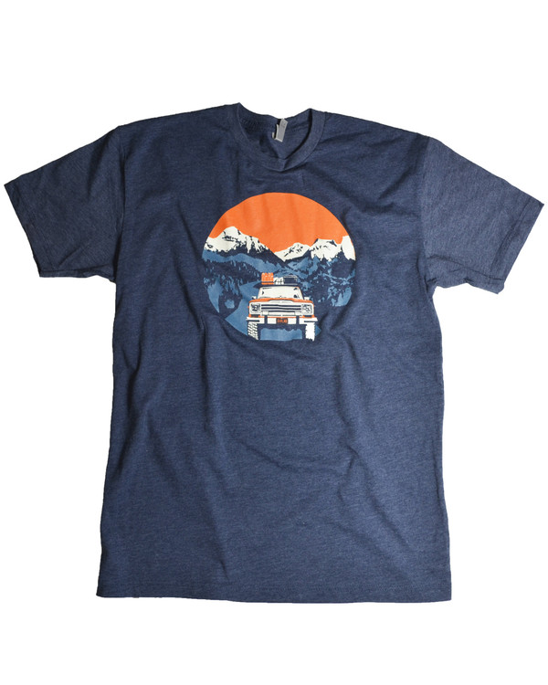 Expedition Portal Wagoneer T-shirt