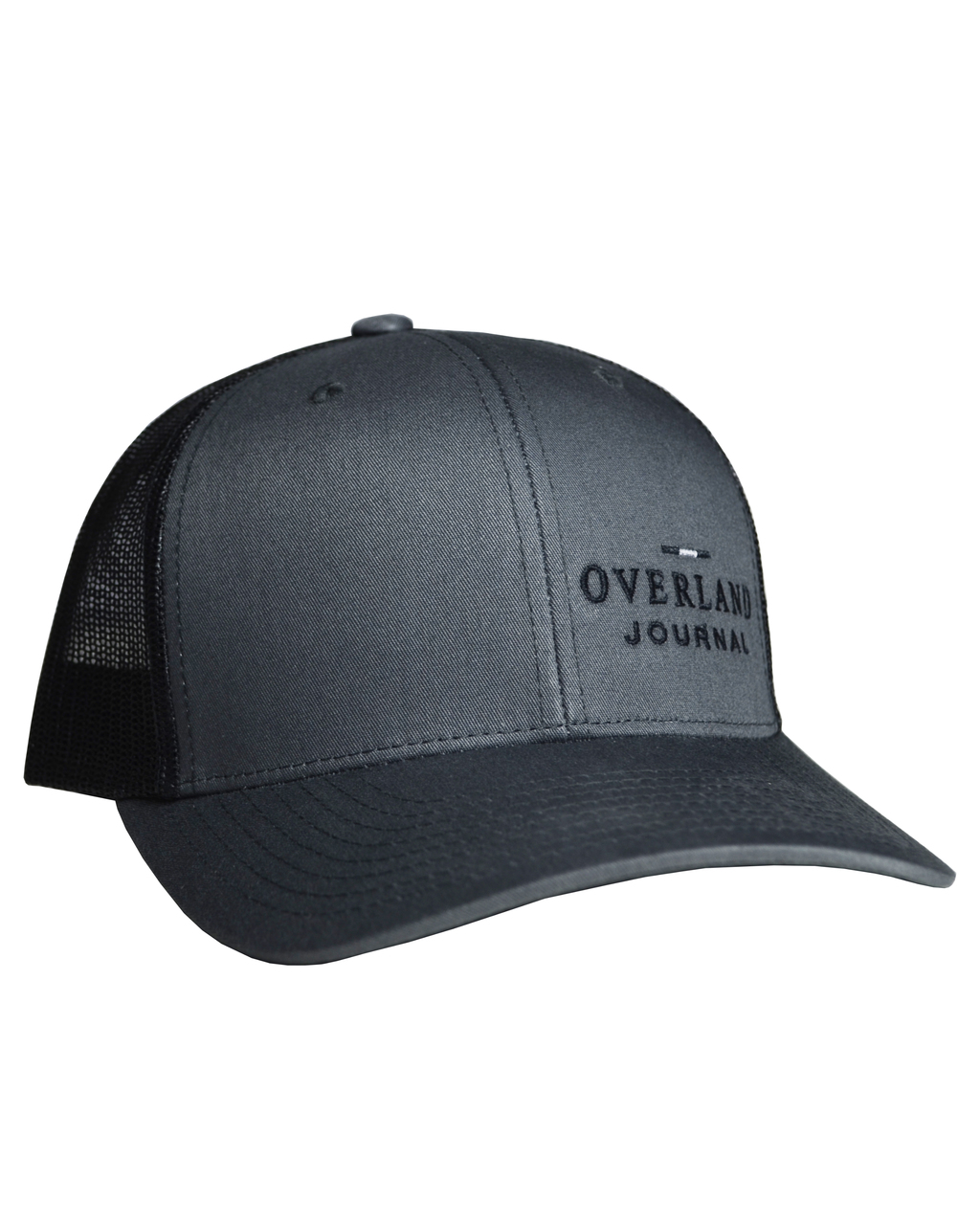 Overland Journal Black   Charcoal Hat - Overland Journal fcf1a6a7de3