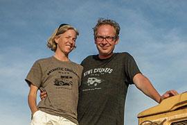 Karin-Marijke Vis and Coen Wubbels