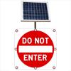 Flashing LED Do Not Enter Sign (R5-1)