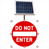 Flashing LED Do Not Enter Sign (R5-1)