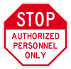 Custom Octagon Stop Sign - Example 3