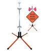 STF-18 COMPACT ROLL-UP SIGN STAND