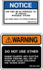 Safety Decals for Industry DCI