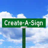 Making Your Own Signs Using Dornbos Sign Blanks