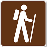 Park, Campground, and Hiking Trail Signs