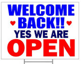 How Signs Can Help You Reopen Your Business