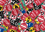 Traffic Sign Color Significance