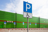 Disabled Parking Sign Distributor