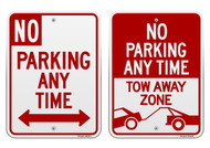 ​Road and Parking Signs for Your New Commercial Office Building