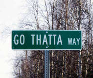 6 Great Gift Ideas for a Custom Street Name Sign