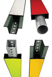 Sign Post Reflectors