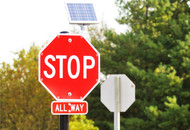 Green Initiatives for Your Community: LED and Solar Powered Street Signs