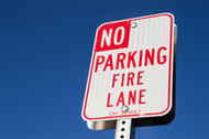 ​Commercial Parking Lot Signage