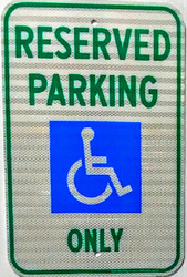 Handicapped Parking - History and Current Issues
