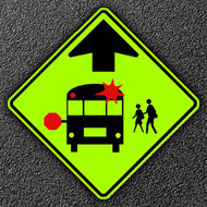 5 Signs to Promote Safety in School Zones