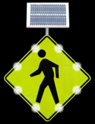 Best Street Signs to Keep Pedestrians Safe
