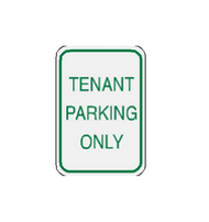 6 Best Parking Signs for Tenant Parking Spaces