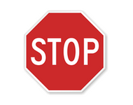 What Size do Stop Signs Installed on Public Roads Need to Be?