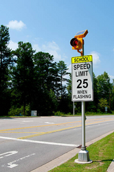 Back To School - Ways Traffic Signs Make School Zones Safer