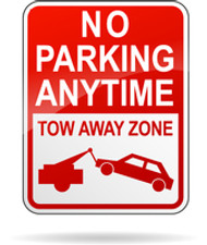 ​Ways Parking Signs Can Help Your Business' Storefront