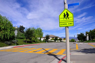 Wholesale School Zone Traffic Sign Manufacturer