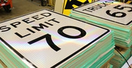 MUTCD Traffic Sign Manufacturer for road and street departments.