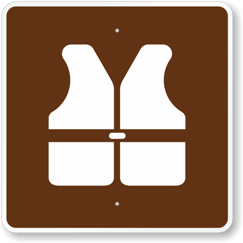 Life Jacket Symbol