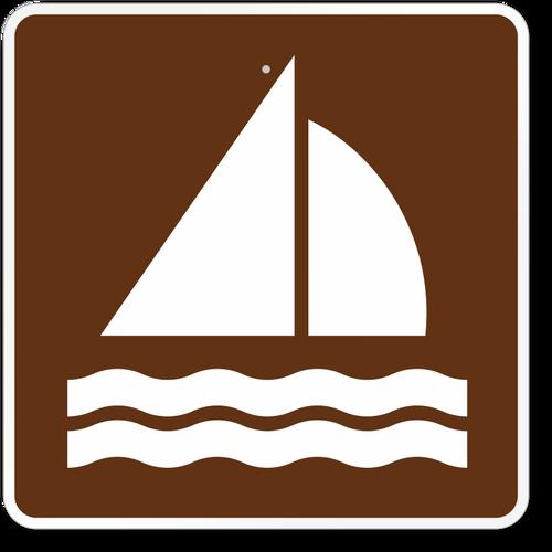 Sailing Symbol
