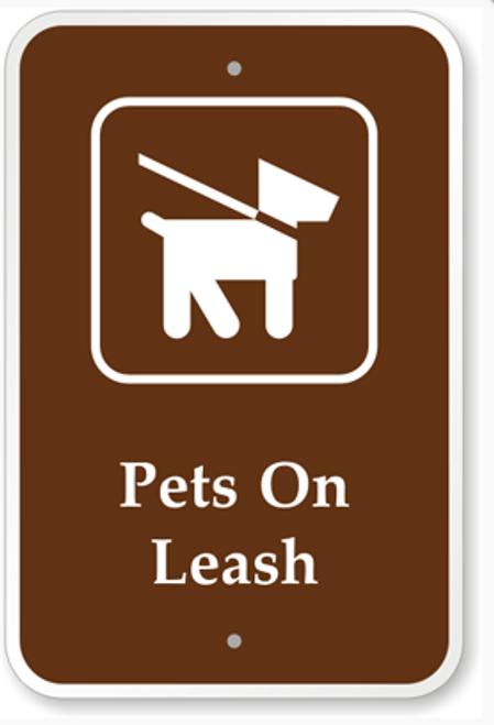 Pets on Leash