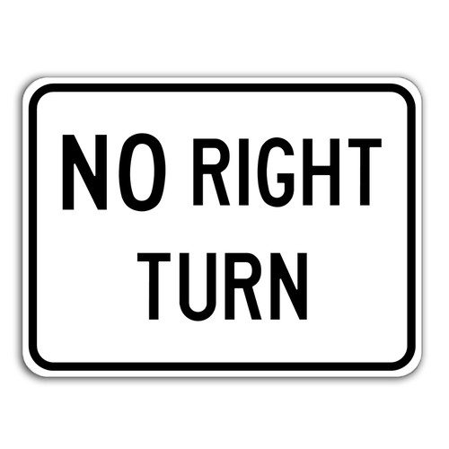 R3-1P Sign