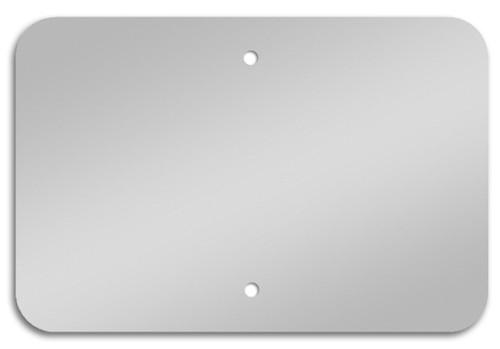 "12"" x 18"" Aluminum Blank   12x18 Sign Blank Aluminum"