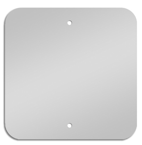 "24"" x 24"" Aluminum Blank 