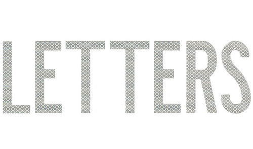 Reflective Letters