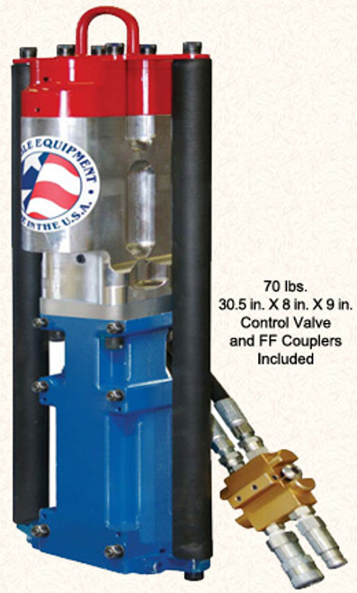 Hydraulic Post Pounder