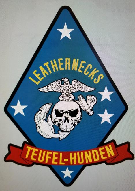 Leatherneck Teufel Hunden