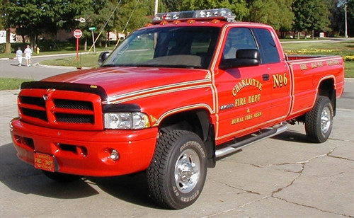 Charlotte Pick Up Truck