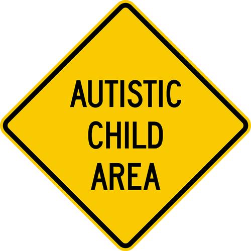 Autistic Child Area