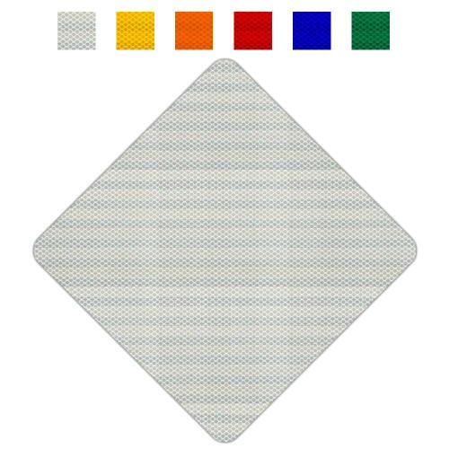 Diamond Reflective Sign Blanks (All Sizes)