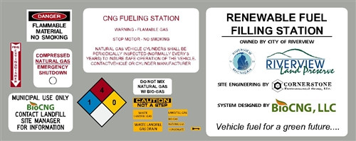 Safety Decals for Industry gx