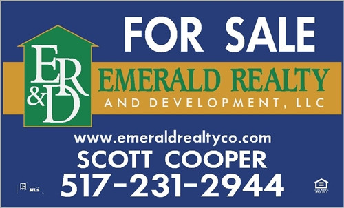 Reflective Real Estate Signs