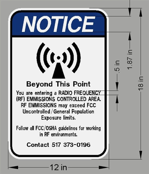 Safety Decals for Industry SDI
