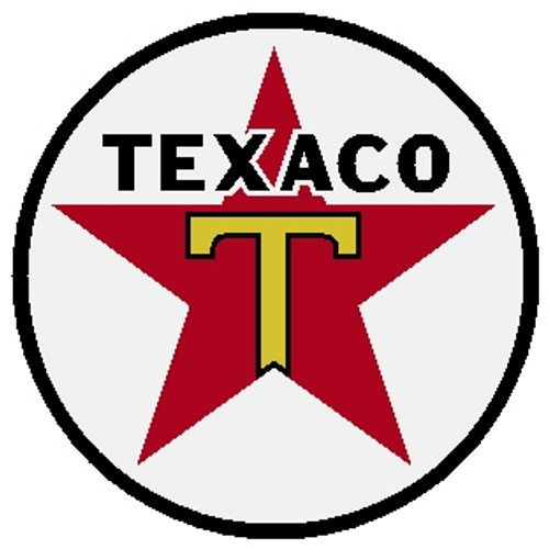 Texaco Collector Sign