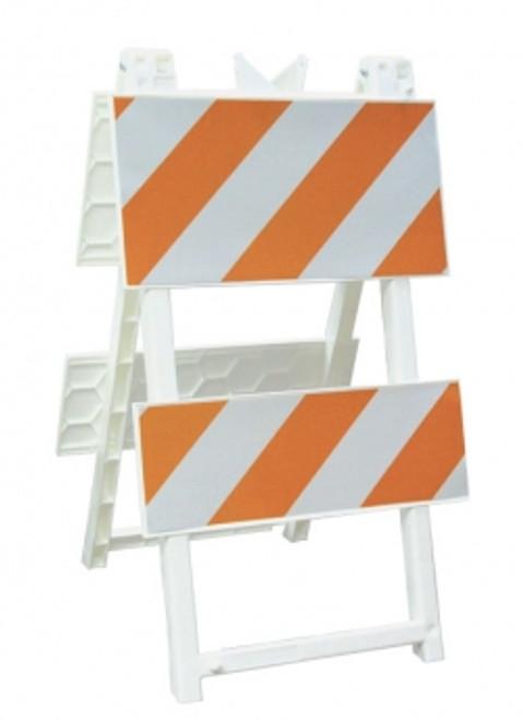 Plastic Type II Barricade