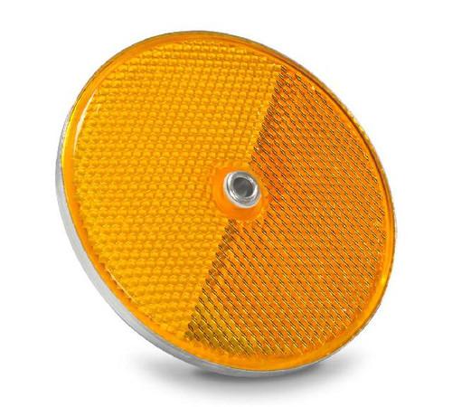 yellow reflector